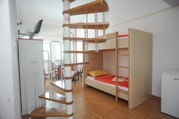 Caska, Obývací pokoj v ubytování typu apartment, WiFi.