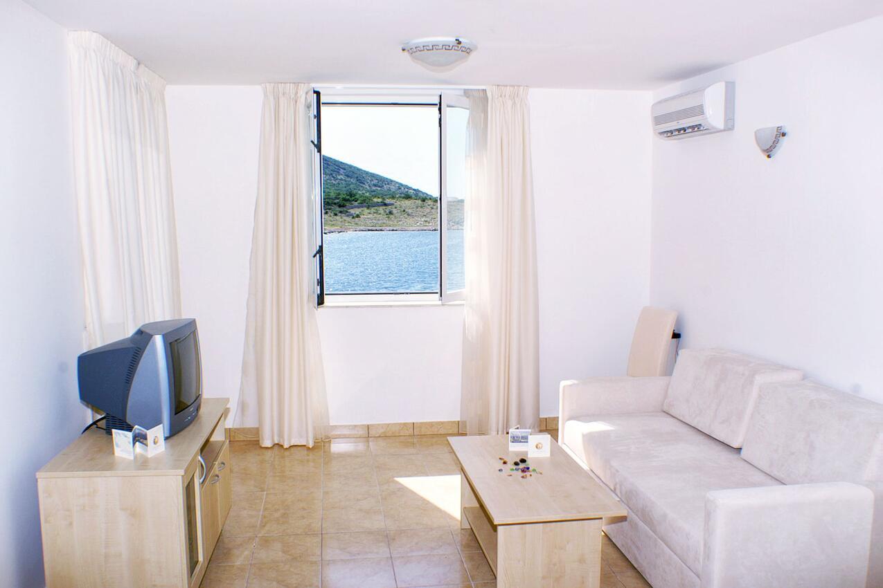 Ferienwohnung im Ort Vinjerac Zadar Kapazität 2 2
