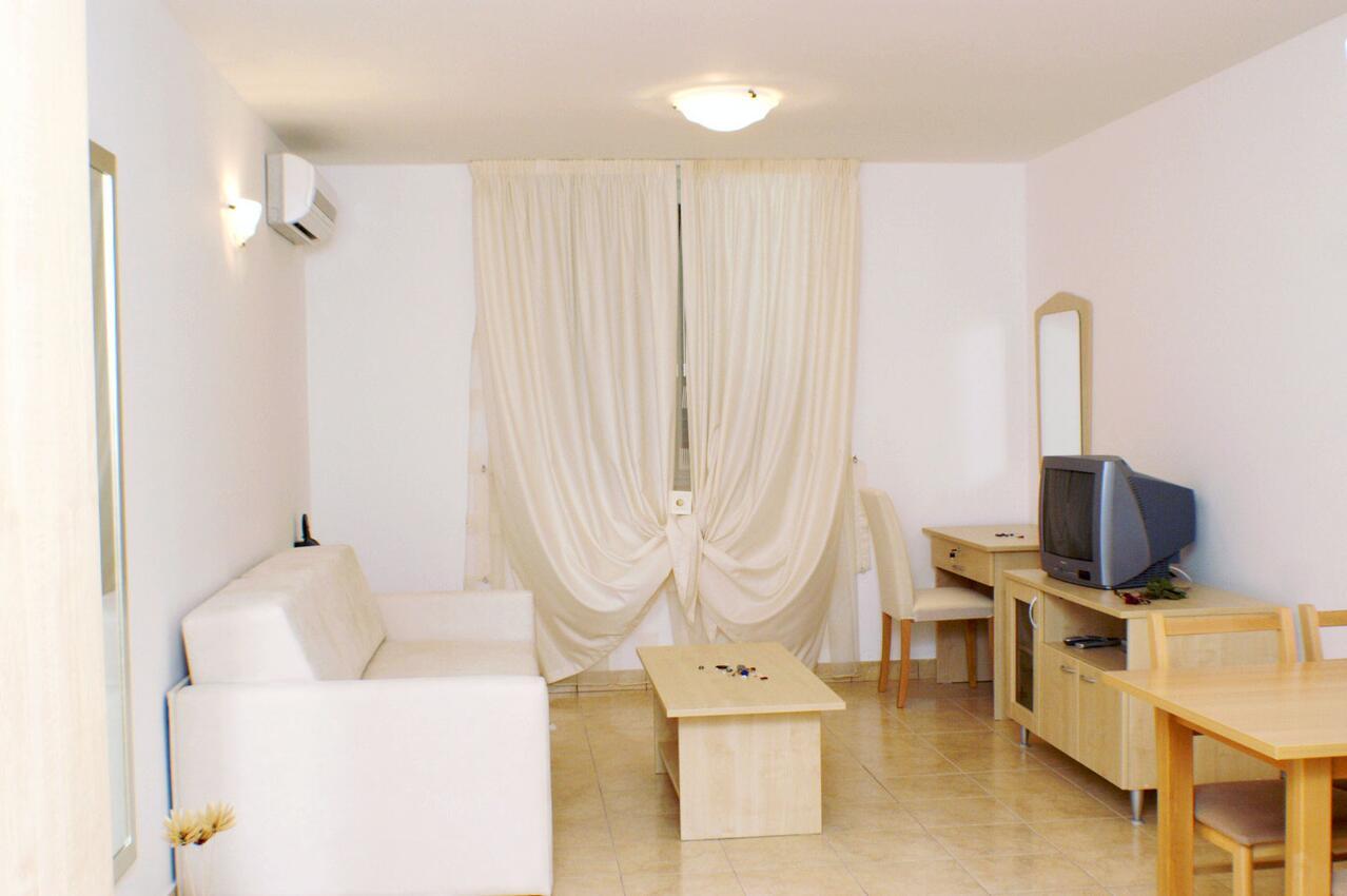 Studio Appartment im Ort Vinjerac (Zadar), Kapazit Ferienwohnung in Kroatien