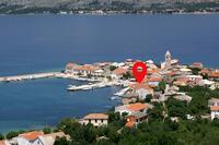 Apartmány u moře Vinjerac (Zadar) - 3093