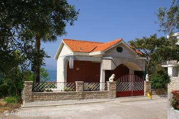 Podaca, Makarska, Propiedad 314 - Apartamentos near sea with pebble beach.