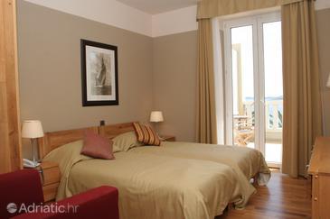Orebić, Bedroom in the room.