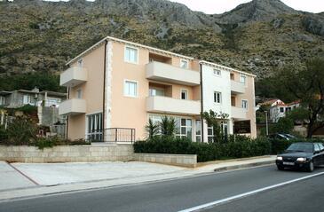 Mlini, Dubrovnik, Obiekt 3174 - Apartamenty ze żwirową plażą.