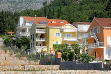 Slano, Dubrovnik, Objekt 3183 - Ubytování s oblázkovou pláží.