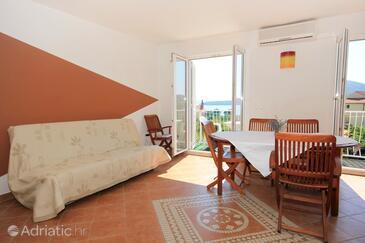 Slano, Столовая в размещении типа apartment, доступный кондиционер, Домашние животные допускаются и WiFi.
