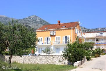 Slano, Dubrovnik, Property 3184 - Apartments with pebble beach.