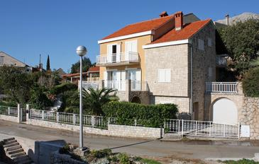 Plat, Dubrovnik, Obiekt 3189 - Willa ze żwirową plażą.