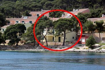 Rogoznica, Rogoznica, Obiekt 3198 - Apartamenty przy morzu ze żwirową plażą.