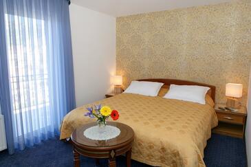 Seget Vranjica, Bedroom in the room, WIFI.