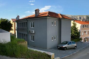 Baška, Krk, Property 3206 - Apartments with pebble beach.