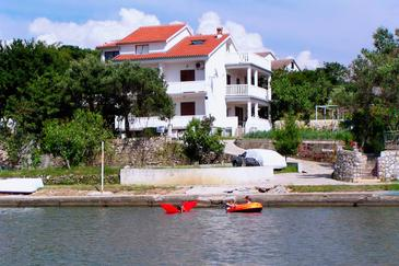 Kampor, Rab, Property 3207 - Apartments by the sea.