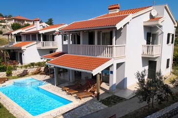 Palit, Rab, Объект 3211 - Апартаменты в Хорватии.