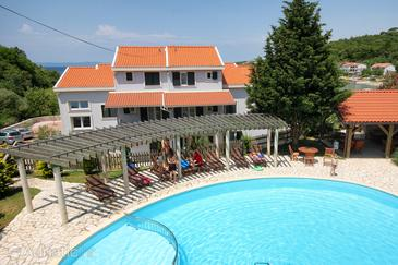 Kampor, Rab, Property 3213 - Apartments by the sea.