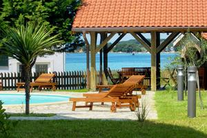Seaside family friendly house with a swimming pool Kampor (Rab) - 3216
