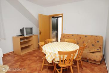 Linardići, Dining room in the apartment, WIFI.