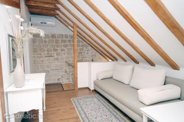 Trogir, Living room in the room, WIFI.