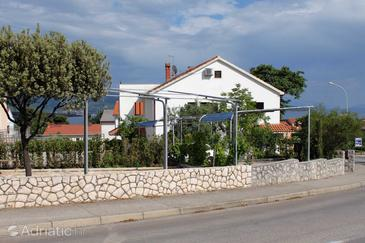 Krk, Krk, Property 3231 - Apartments and Rooms with pebble beach.