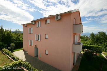 Malinska, Krk, Property 3233 - Apartments in Croatia.