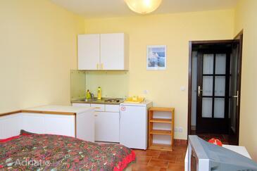 Jadranovo, Кухня в размещении типа studio-apartment, WiFi.