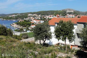 Hvar, Hvar, Property 3245 - Apartments with pebble beach.