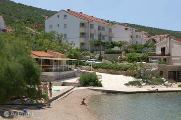 Vinjerac, Zadar, Objekt 3248 - Ubytování v blízkosti moře s písčitou pláží.