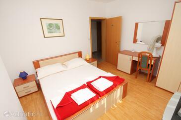 Vinjerac, Спальня в размещении типа room, доступный кондиционер, Домашние животные допускаются и WiFi.