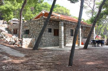 Jagodna, Hvar, Property 3250 - Apartments near sea with pebble beach.