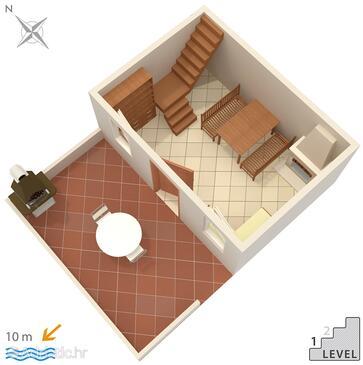 Vinodarska, Plan in the house, (pet friendly).