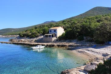 Vinodarska, Lošinj, Property 3264 - Vacation Rentals near sea with pebble beach.
