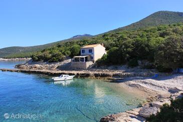 Vinodarska, Lošinj, Property 3264 - Vacation Rentals near sea with pebble beach.