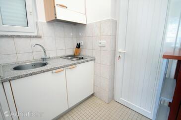 Sukošan, Kitchen in the apartment, WIFI.