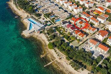 Petrčane, Zadar, Objekt 3285 - Ubytování v blízkosti moře.