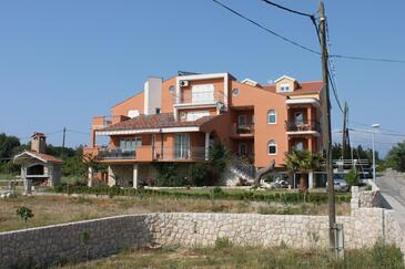 Novalja, Pag, Property 3299 - Apartments with pebble beach.