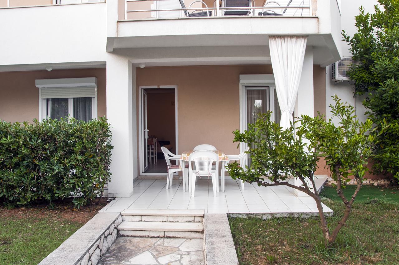 Ferienwohnung im Ort Novalja (Pag), Kapazität Ferienwohnung in Kroatien