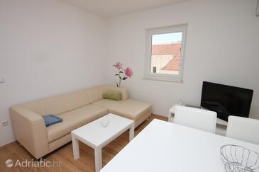 Vidalići, Living room in the apartment, dostupna klima.