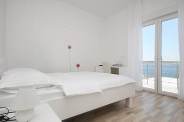 Vidalići, Sypialnia w zakwaterowaniu typu room, dostupna klima i WIFI.