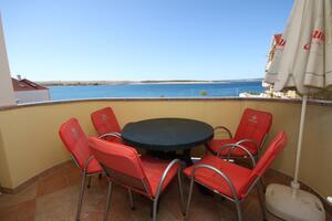 Apartments by the sea Povljana (Pag) - 3316