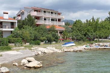 Seline, Paklenica, Property 3322 - Apartments and Rooms by the sea.