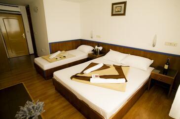 Drašnice, Hálószoba szállásegység típusa room, légkondicionálás elérhető és WiFi .