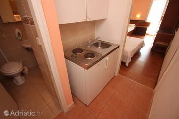 Drašnice, Кухня в размещении типа studio-apartment, WiFi.