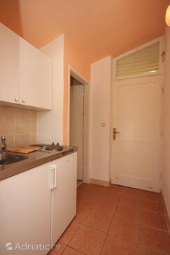 Drašnice, Kitchen in the studio-apartment, WIFI.