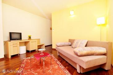 Kršin, Living room in the room, dopusteni kucni ljubimci i WIFI.