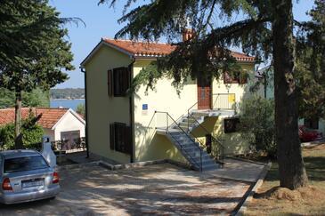 Dajla, Novigrad, Objekt 3339 - Ubytování v blízkosti moře s oblázkovou pláží.