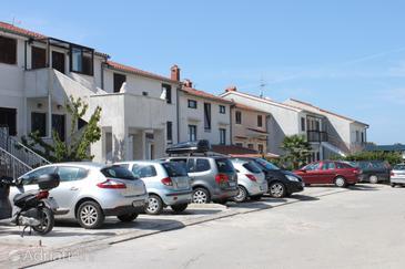 Vrsar, Poreč, Property 3341 - Apartments with pebble beach.