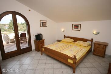 Vrsar, Bedroom 1 in the room, WIFI.