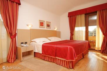 Zambratija, Bedroom 1 in the room, dostupna klima, dopusteni kucni ljubimci i WIFI.