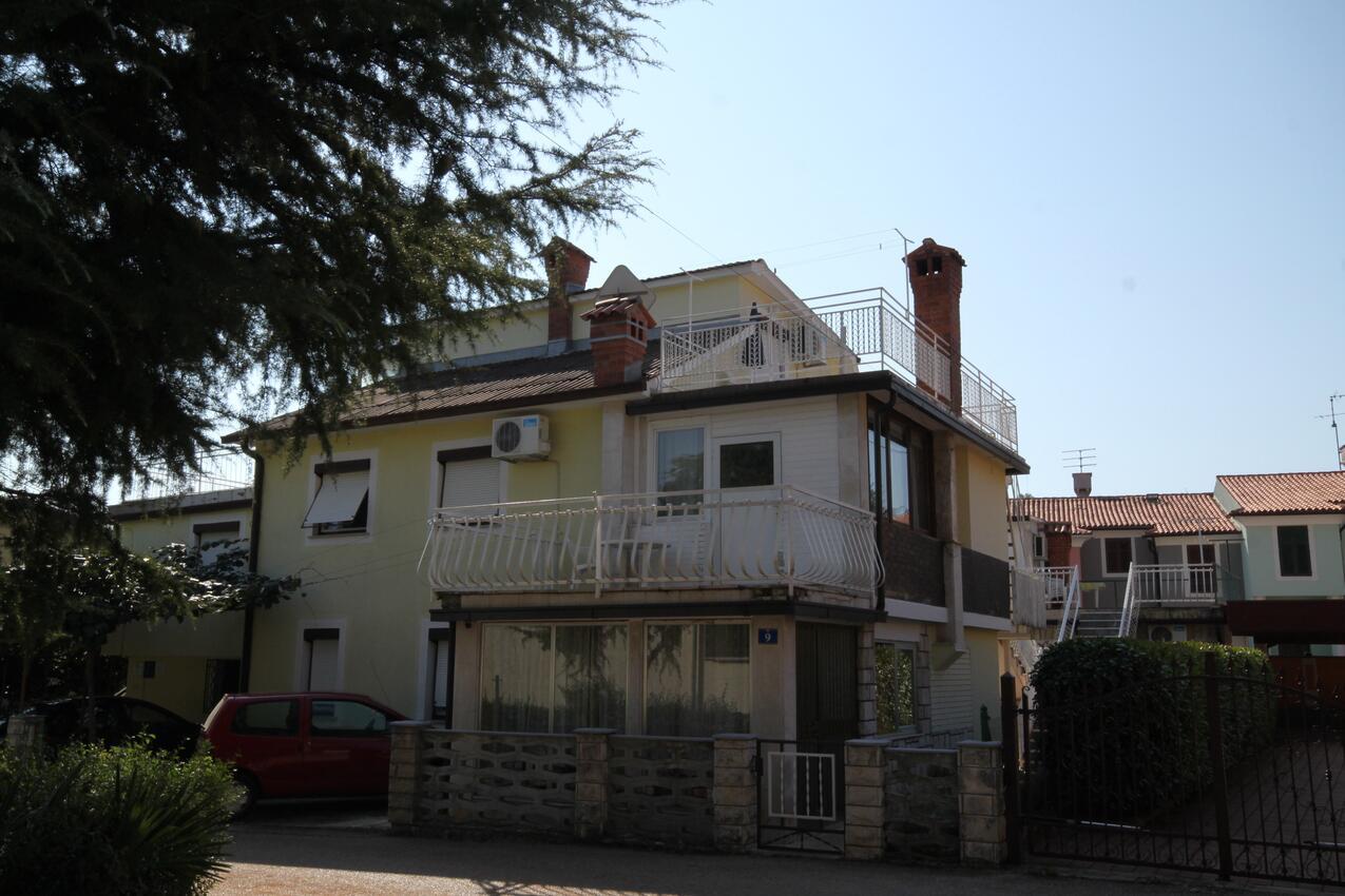 Ferienwohnung im Ort Umag (Umag), Kapazität 4+2 (2141757), Umag, , Istrien, Kroatien, Bild 1