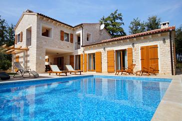 Karigador, Novigrad, Property 3362 - Vacation Rentals in Croatia.