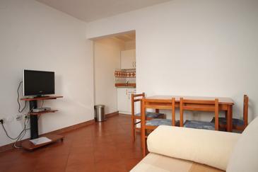 Rovinj, Jadalnia w zakwaterowaniu typu apartment, dopusteni kucni ljubimci.