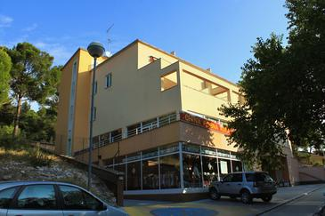 Pula, Pula, Property 3378 - Apartments with pebble beach.
